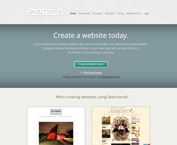 Sketchanet Home Page