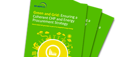 CHP, energy purchasing