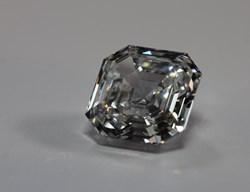 Genesis Rare Diamonds, 15.10 ct. Flawless Asscher Cut Diamond