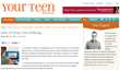 Your Teen Magazine Provides Expert Advice to Parents on How to Protect...