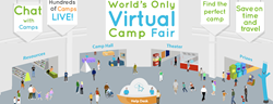 Virtual Camp Fair- Chat live with hundred's of camps!