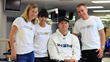 nonprofit, Nextstep fitness, Causora, Janne Kouri, social giving