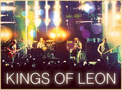 Buy Kings of Leon Tickets at BuyCheapTicketsToEvents.com