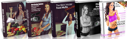 how to make a model meal plan how the bikini model cookbook