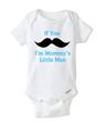 Movember Baby Onesie