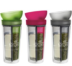 Traveler Zita™ tea tumbler