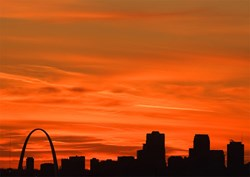 Skyline, St. Louis, Mo.