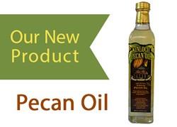Kinloch Pecan Oil from Patten Pecans