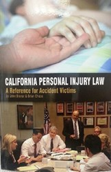 John Bisnar and Brian Chase Release New Book on Injury Law
