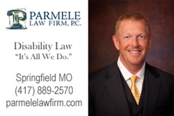Daniel Parmele - Springfield MO Social Security Disability Lawyer