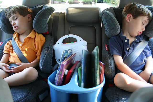 Toddler Limousine No Car Seat