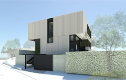 Green Lake Passive House, new home presale.