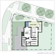 Basement floor plan, Green Lake Passive House.