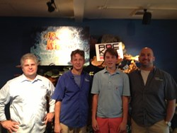 Connecticut 9th Grader is Grand Prize Winner in Rocket21 Nat Geo Fish Tank Kings Contest