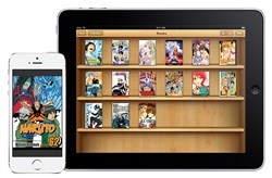 VIZ Media Manga - Now on the Apple iBooks Store
