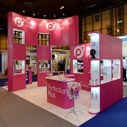 Modular Exhibition Stands Job : Modular exhibition stand designers quadrant2design are offering a