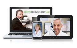 Remote Accountant, Online Accountant, Online Accounting Firm