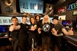 Jerry Bryant of JBTV with Fall Out Boy