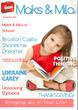 Mila Publishing Sarl Launches Maks & Mila® Magazine
