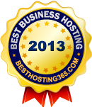 2013 Best Small Business Hosting