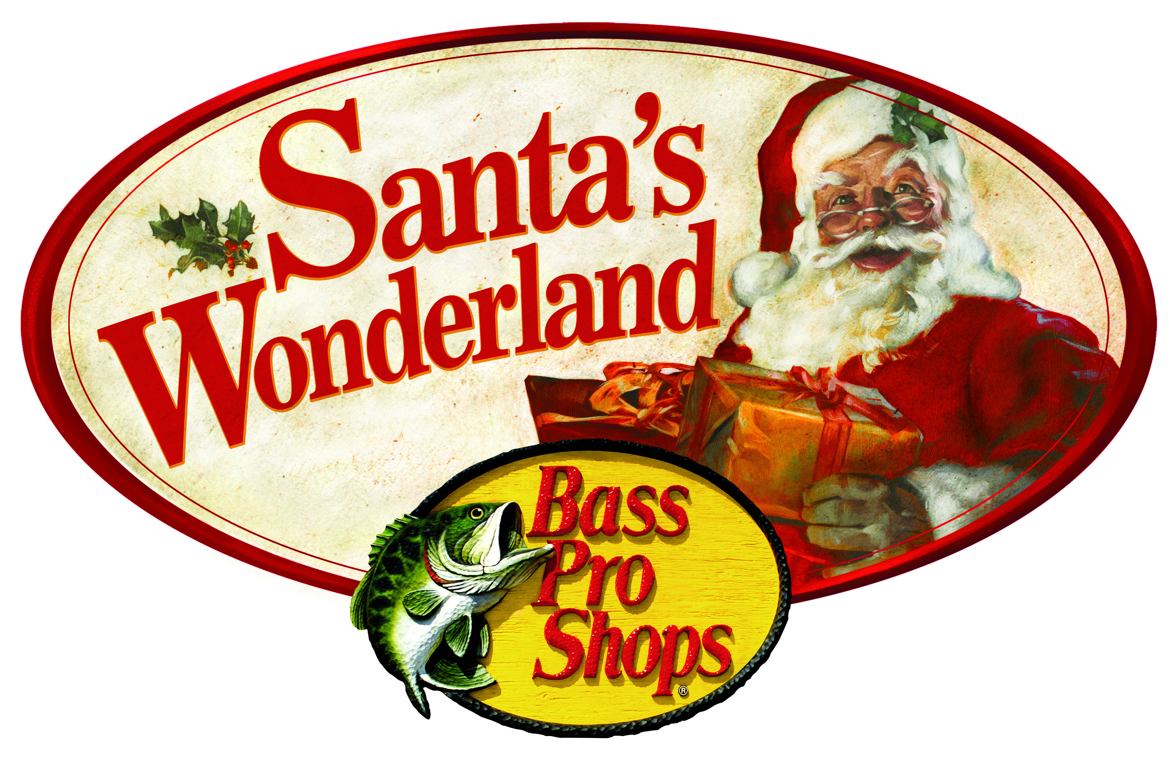 ... color and do fun crafts at Bass Pro Shops Santa's Wonderland. Bass Pro