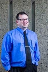 Linfield College BIS Graduate Michael Florea