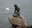 The Little Mermaid, Copenhagen.