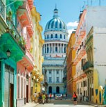 Explore Havana via Cuba Cruise with Road Scholar