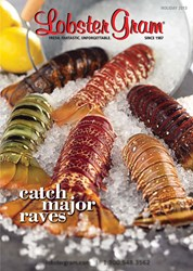 The new Lobster Gram 2013 Holiday Catalog is now available!