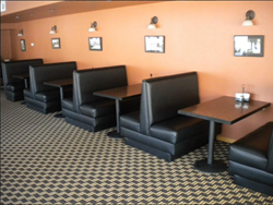Superior Restaurant Furniture Supply Helps New Ulm Country Club In Minnesota Upgrade  Its Seating With Restaurant Booths