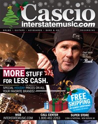 Cascio Interstate Music Holiday Sale - More Stuff, For Less Cash!