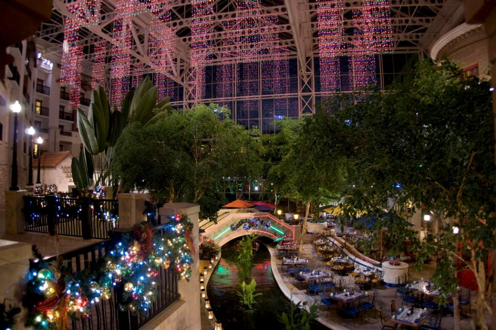 Gaylord Texan Presents A Texas Size Christmas