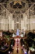 Gaylord Texan's 4.5 acres of lavishly decorated indoor gardens.