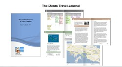 Travel Technology Company for Traevl Professionals -  iZento Trip Journal