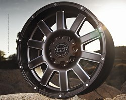 Armour Black Rhino Truck Wheels
