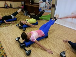 CoreFitnessRoller® - Pilates classes UES - Mind Your Body Pilates NYC