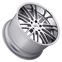 Corvette Wheels by Cray - the Hawk in Silver