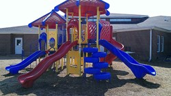 Mountain View Playground Equipment