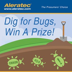 Aleratect-hard-disk-drive-USB-Blu-ray-DVD-CD-duplicator-Dig-for-Bugs-Win-A-Prize-Contest