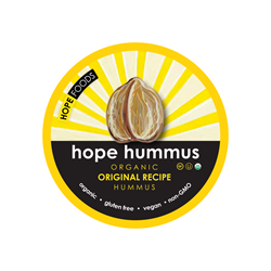 HOPE FOODS Organic Original Recipe Hummus