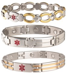 Sabona Medical ID Bracelets