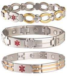 Sabona Medical ID Bracelets
