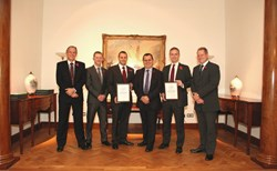 Solace and Ambrey receive ISO/PAS 28007 certificates from LRQA UK