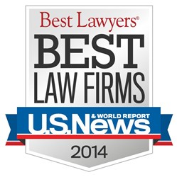 Virginia (VA) personal injury law firm named one of  best injury law firms in Virginia