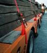 Nylon load securement straps, Nylon cargo straps, Nylon truck straps