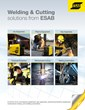 ESAB Offers New Welding & Cutting Solutions Catalog