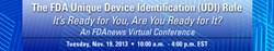 Unique Device Identification VC