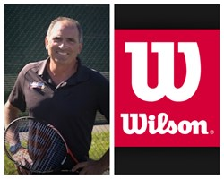 Wilson partnership with Saviano Tennis