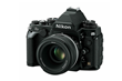 Nikon Df_DSLR Camera with 50mm F1.8 Lens - Black - BHPhoto