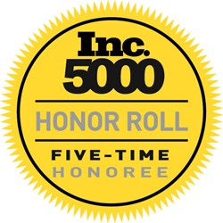 Inc. 5000 Honor Roll List